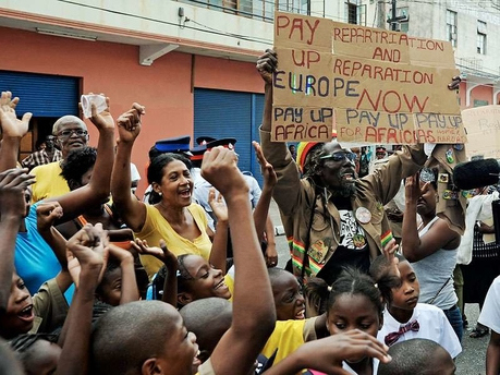 reparation europe africa