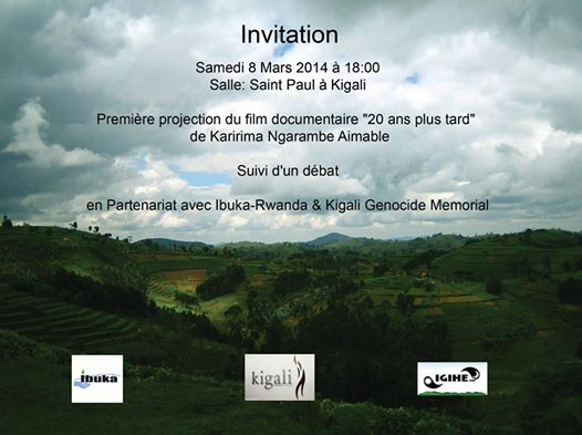 Invitation Kalilima