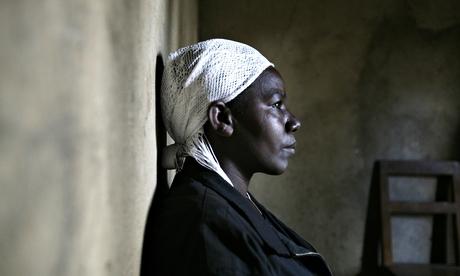 Rwanda genocide survivor, Gerorina Nyirandutiye