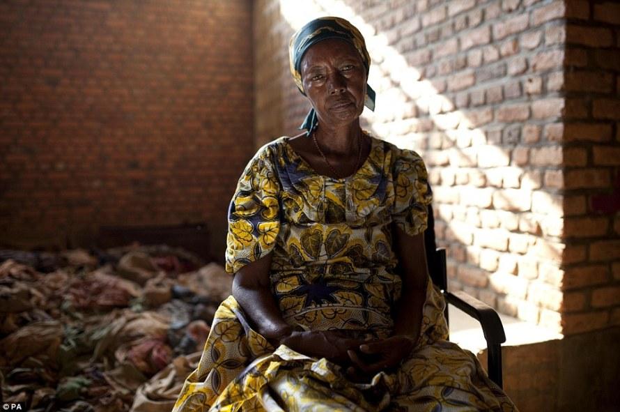 Ifoto: Donathila, uwarokotse jenoside yakorewe abatutsi i Nyamata