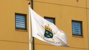 sweden emblem of prosecution authority