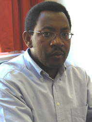 Dr. Philippe Basabose