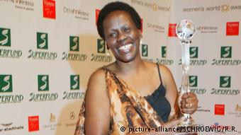Esther Mujawayo
