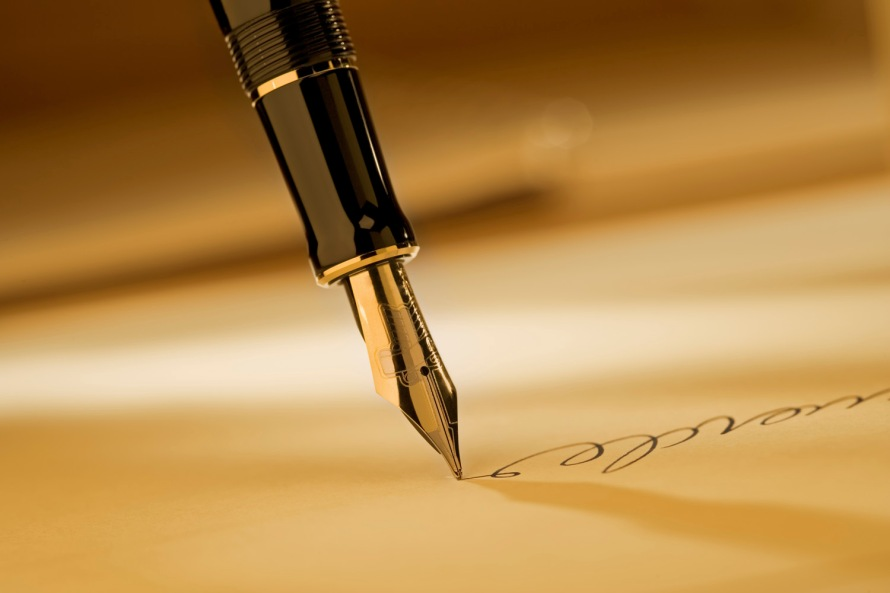 letter-writing-pen
